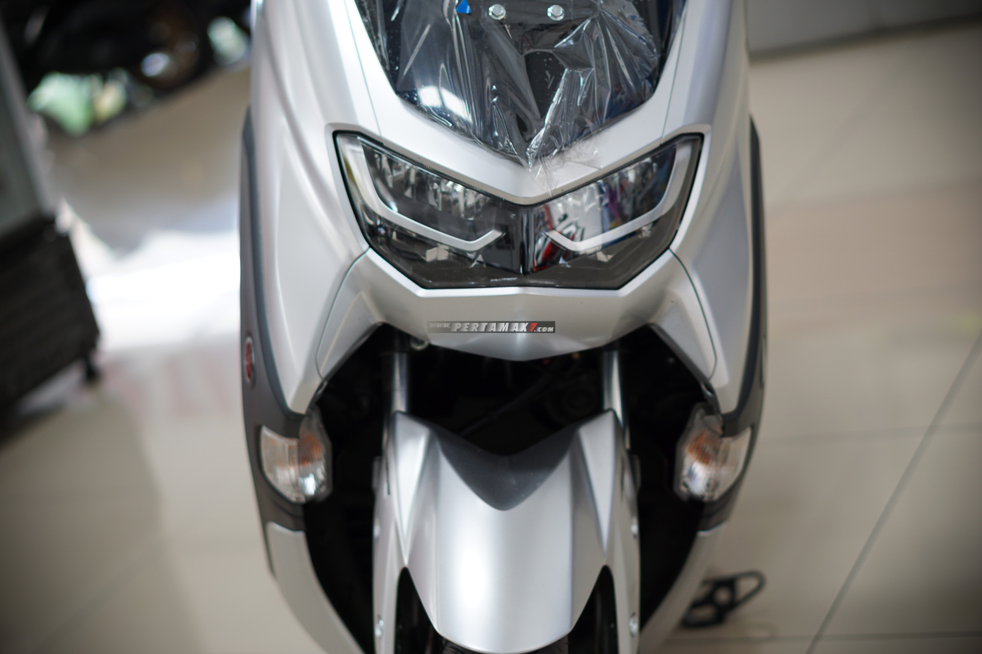 Yamaha NMAX Connected ABS Prestige Silver