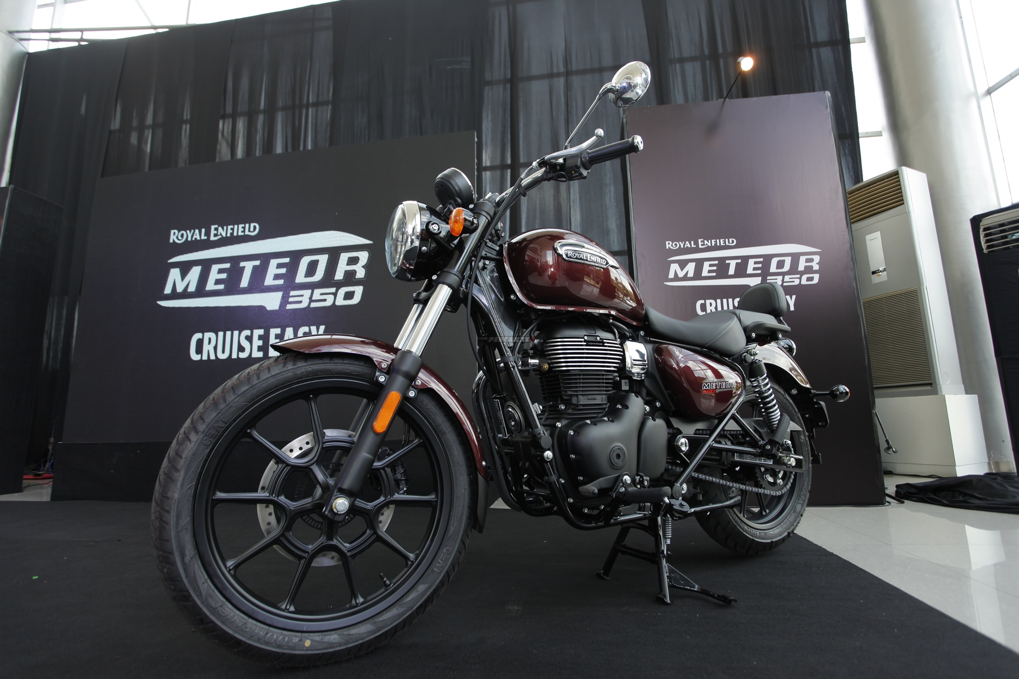 Launching Royal Enfield Meteor 350 Indonesia