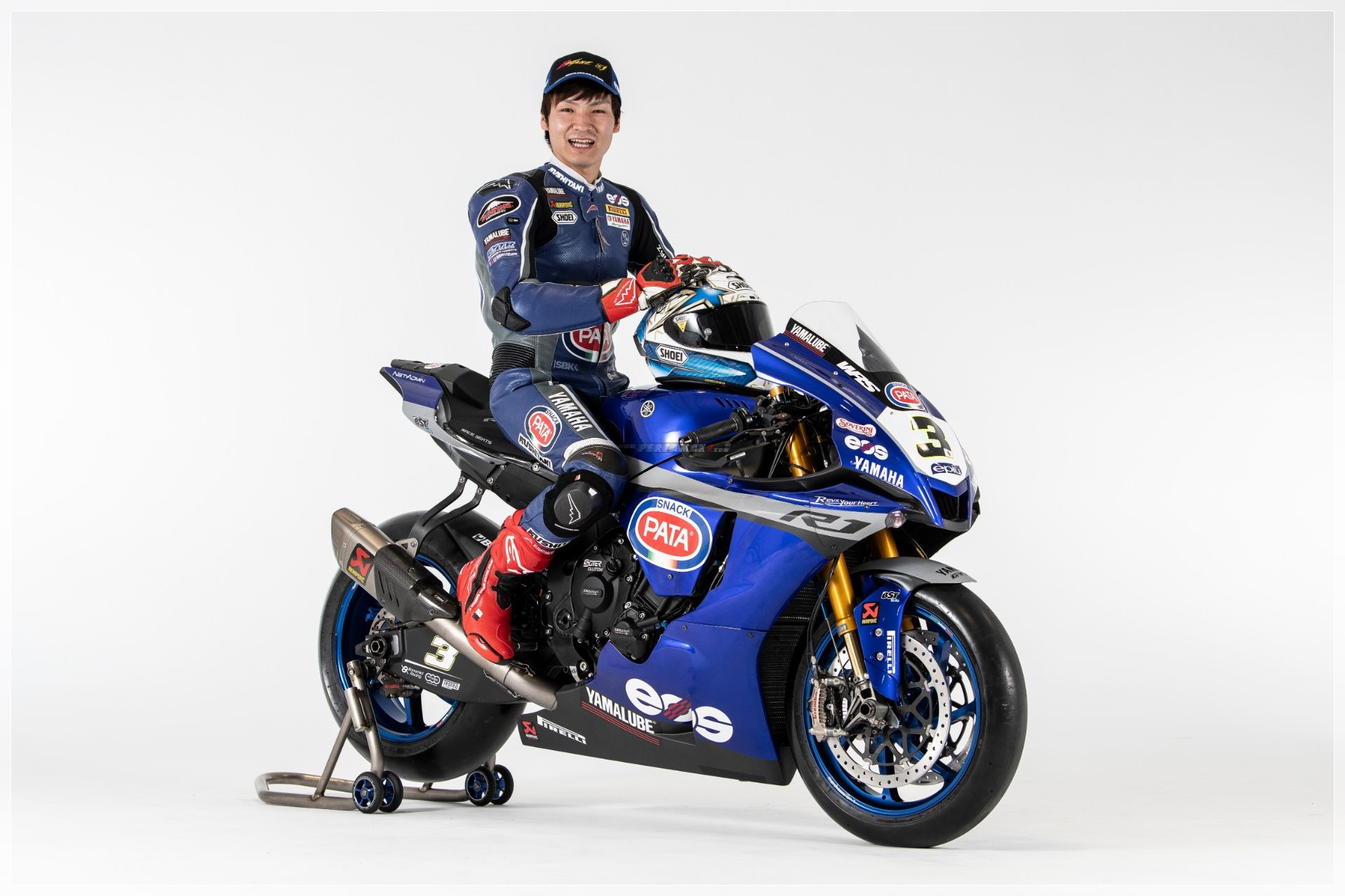 Wallpaper GRT Yamaha R1 WSBK 2021