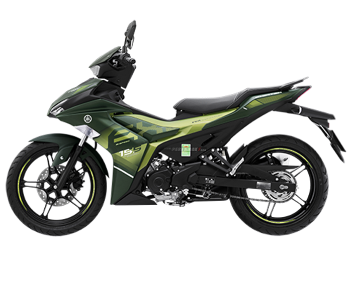 Yamaha Exciter 155 Ride As The King
