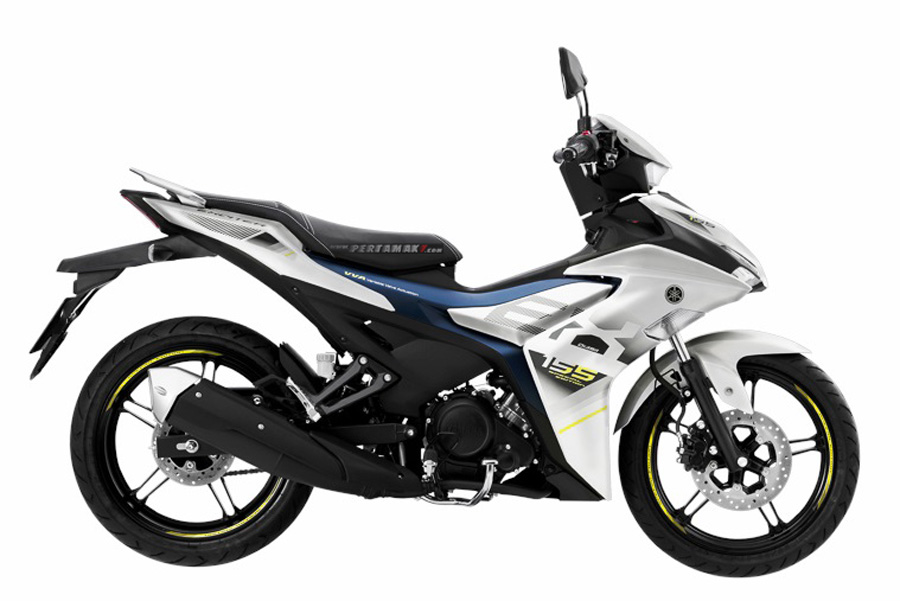 Yamaha MX KING 155 Rule The Roads Exciter Master Art of Street – Masterpiece of Street Art